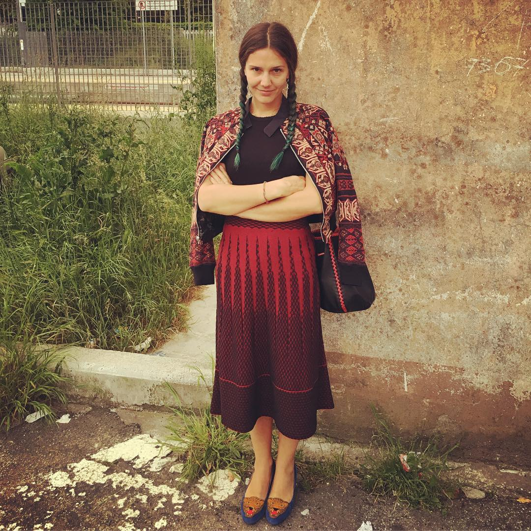 Margherita Missoni e sua moda zero frufru - Primistili 5f1fc4b5d67c