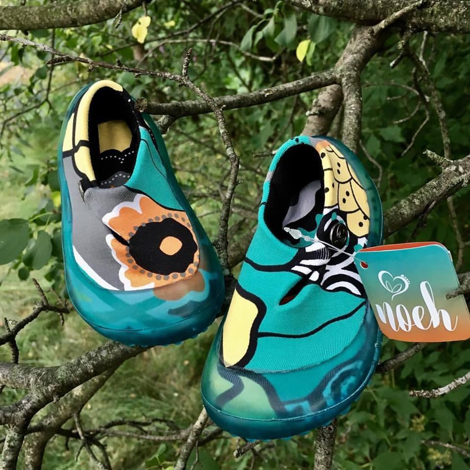 e1ee2fb49 Calçado reproduz sensação de andar descalço - Primistili